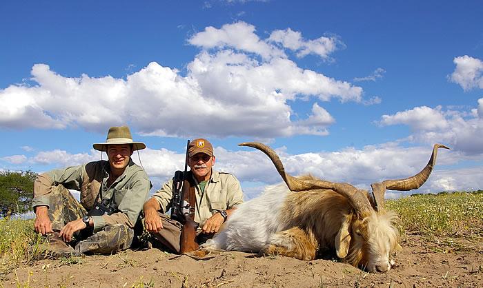 Big Game Hunting Photos - Argentina, GBH Safaris